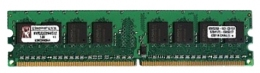 2048Mb PC-6400 DDR2-800 Kingston KVR800D2N6/2G